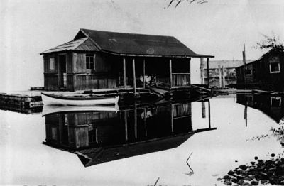 1942 Float House at Camp 6_opt