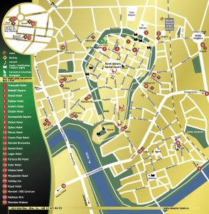 city_map_of_Krakow